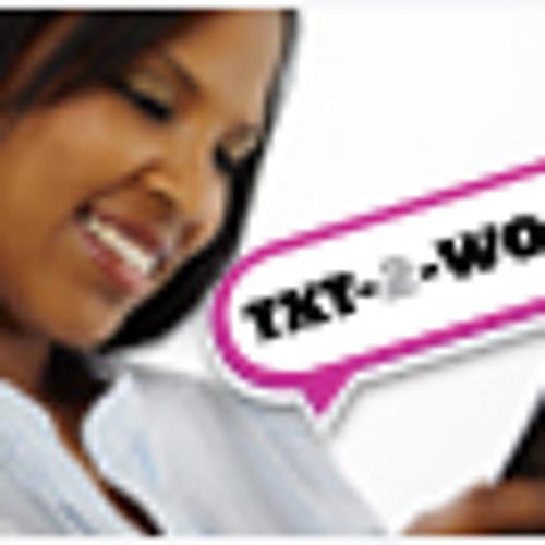 WNYC's New Tech City segment on TXT-2-Work