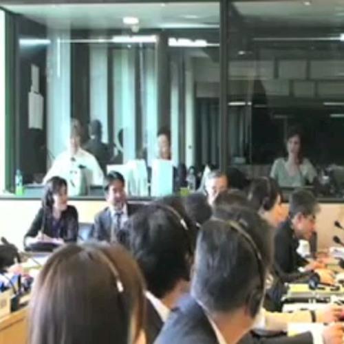 Japan's Shut Up Envoy