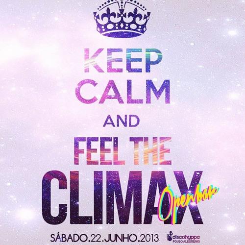 Set Rapha Ghaspari - Keep Calm and Feel The Climax (Champion Talent DJ 2013 Disco Hyppe)
