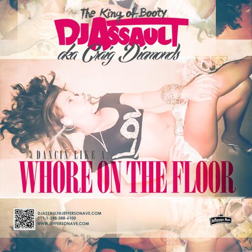 Whore On The Floor