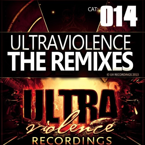 [UV014] - Ultraviolence - Deception (Splinta Remix)