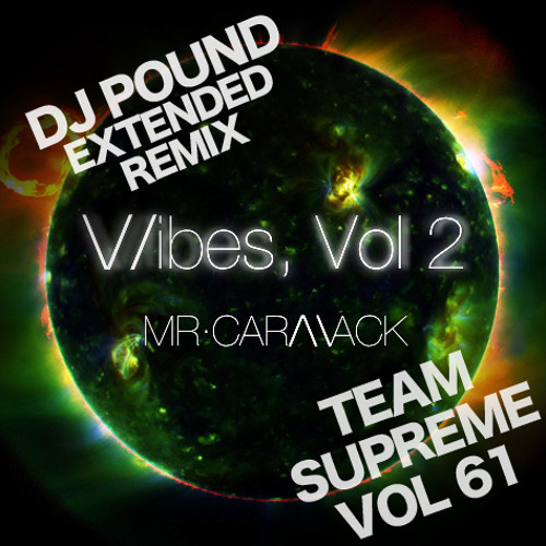 Mr Carmack - Roller ( Dj Pound Team Supreme 61 Extended Remix )