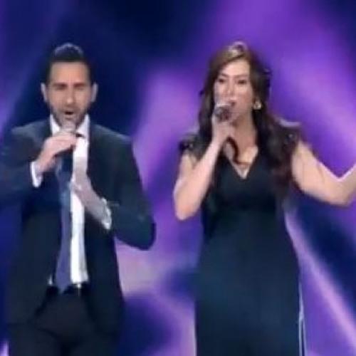 Arab Idol - الأداء - فرح يوسف و زياد خوري