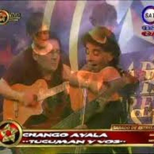 Aldo Monges y el Chango Ayala en el Quincho
