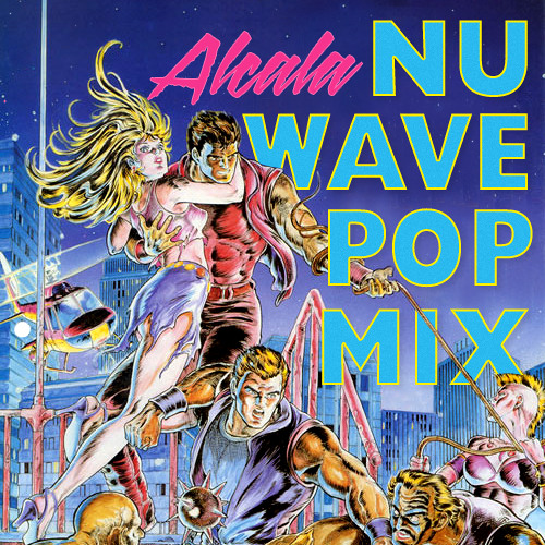 Alcala - Nu Wave Pop Mix