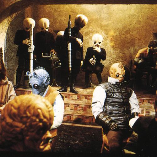 Mos Eisley Cantina Trap Remix (Star Wars)