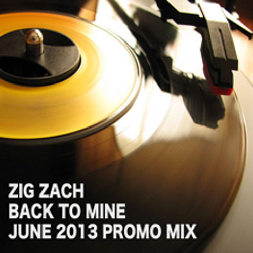 Back To Mine June 2013 Promo Mix