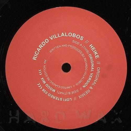 Ricardo Villalobos - Heike(Original mix)