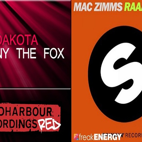 Dakota vs. mac zimms - Johnny the Raaaw (Yau Bootleg Mash-Up)