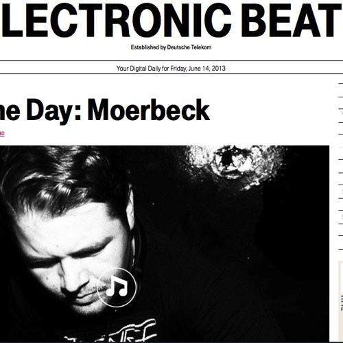 Mørbeck - Forgotten Freshness Dj-Mix