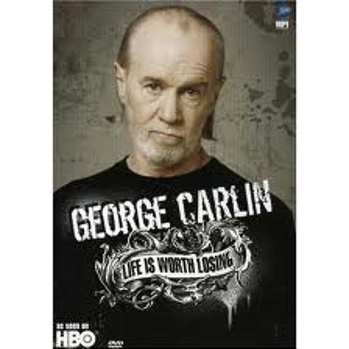 George Carlin - A modern man (mastered remix)