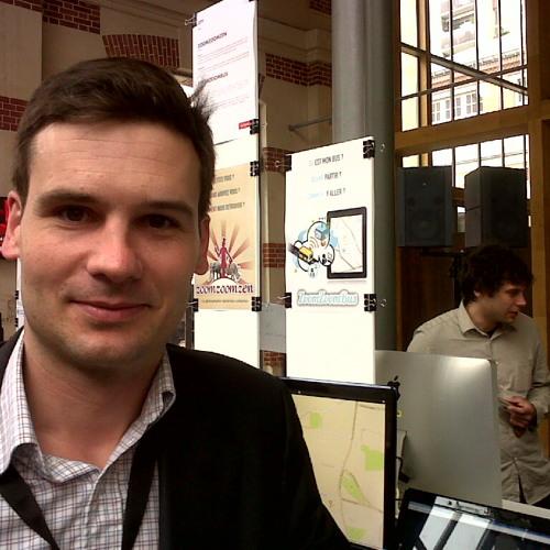 Olivier Deschaseaux - Joul #fens2013