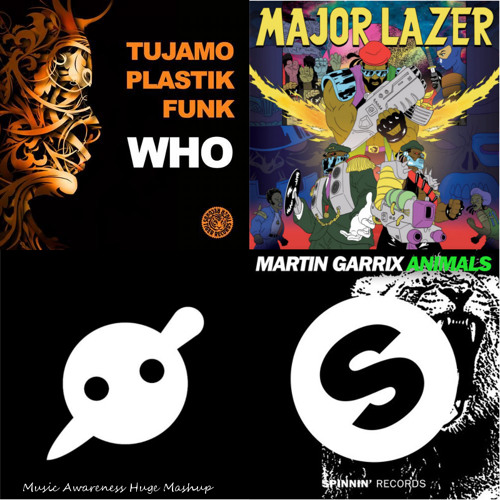 Who Watch Out For These LRAD Animals (Music Awareness Huge Mashup)