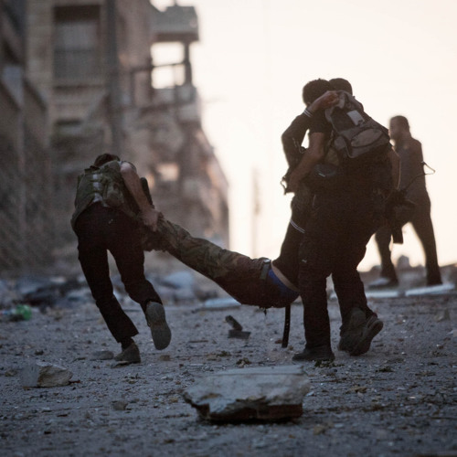 Patrick Cockburn on U.S. Plans to Arm Syrian Rebels: Where Is the Skepticism About Chemical Weapons?