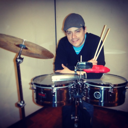 Salsa Brava # 2 Full Montuno including Bass Drum & Snare Drum