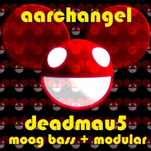 Deadmau5 - Moog Bass + Modular (Aarchangel Remix)
