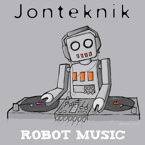 Jonteknik - Robot Music (Metroland's Automated Remake) (Clip)