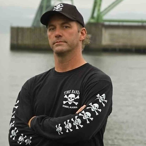Deadliest Catch: Capt Andy of the Time Bandit interview FULL