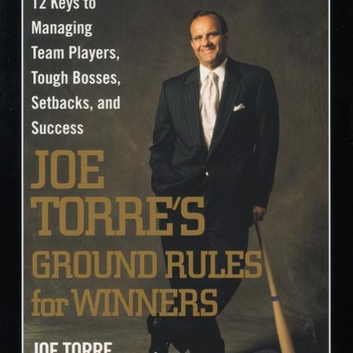 Audiobook Excerpt of Joe Torre's Ground Rules for Winners