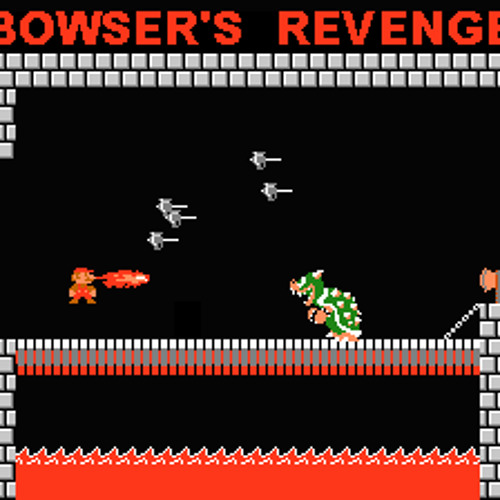 BOWSER'S REVENGE -- NINTENDOCORE PROGMETAL FUSION
