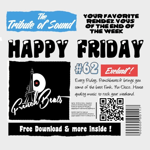 ♫ ♬ Happy Friday #62 ♬ ♫