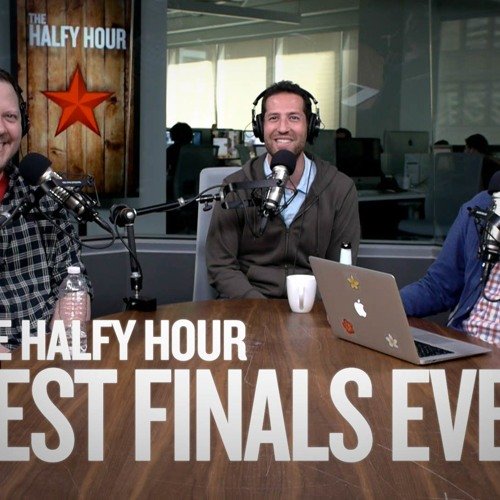 Best NBA Finals Matchups Ever (The Halfy Hour)