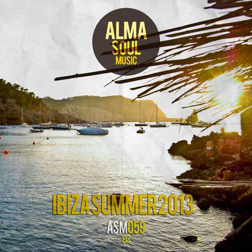 Ku Haresma - Little Monster (Original Mix) [Ibiza Summer 2013 - ALMA SOUL MUSIC]