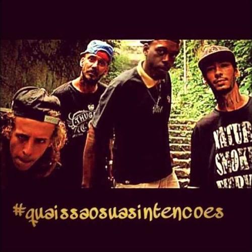 Haikaiss Part Oriente, Start Rap, Cartel Mc's - Quais São Suas Intenções (Prod SPVIC)