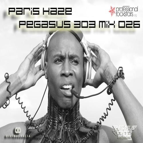 Pegasus 303 Mix 026 with Paris Haze
