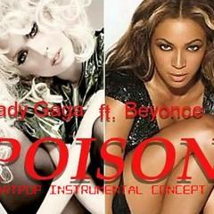 Lady Gaga Demo ARTPOP Poison ft. Beyonce