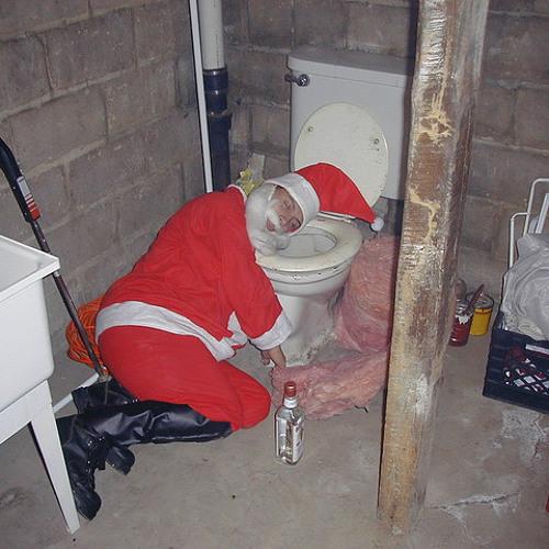 Gungung! - Santa Claus has got the AIDS this year RMX