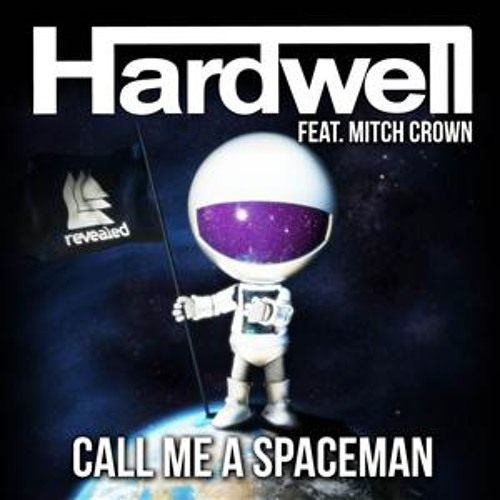 Hardwell- call me a spaceman (JaySoul moombahton edit)