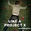 Like a project X (Part I-The Hangover)