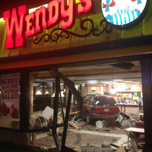 Lanham Wendy's Crash