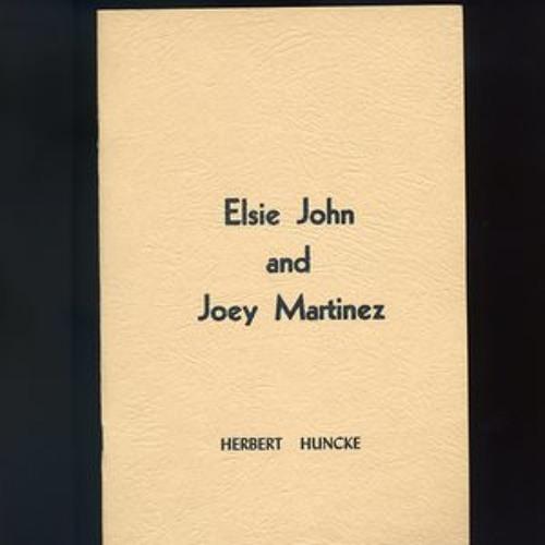 Herbert Huncke's Elsie John