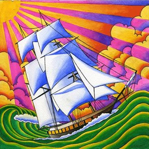 Psychedelic Sailing (Free Download)