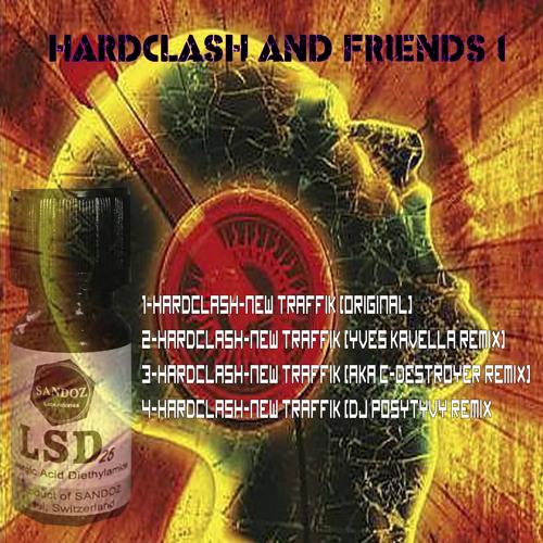 Hardclash-New Traffik(Original)
