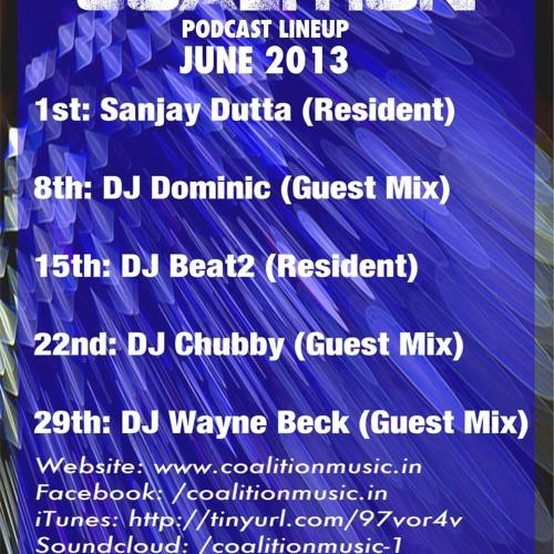 Coalition 1323- Mixed by DJ Beat2