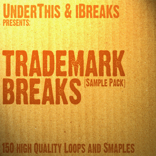 Under This - Trademark Breaks [Sample Pack] (Preview)