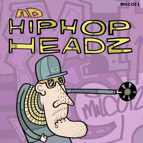 AD - Hiphop Headz (Gutz Remix) [Out Now!]