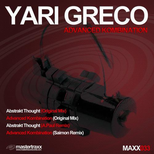 Yari Greco - Abstrakt Thought (Original Mix) - [Mastertraxx Records]
