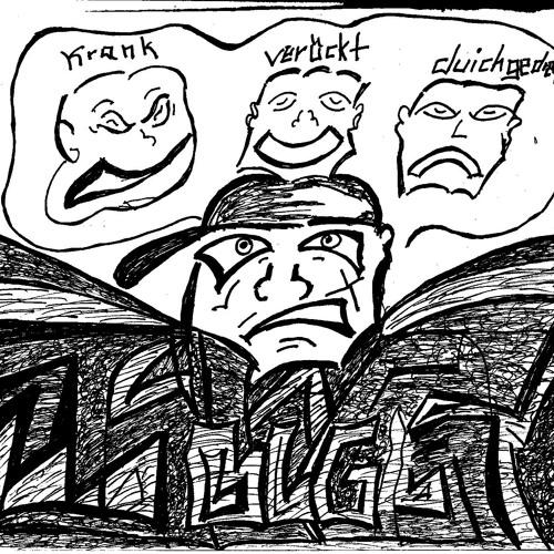 Meichler und JCT - Wir waren schon immer Denker (BLG Production) *BLG No.1*  2011/08