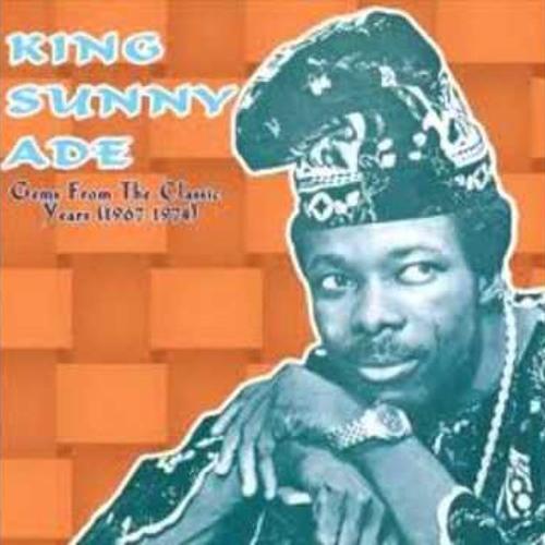 King Sunny Ade - Mo Gbe Kini Ohun De