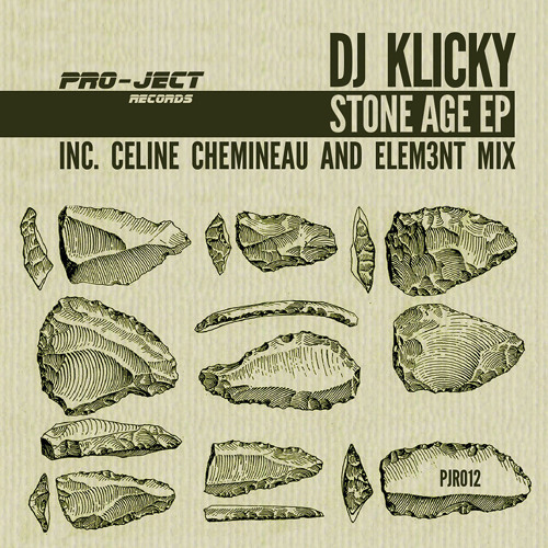 Dj Klicky-Stone Age( Original Mix) (Preview)
