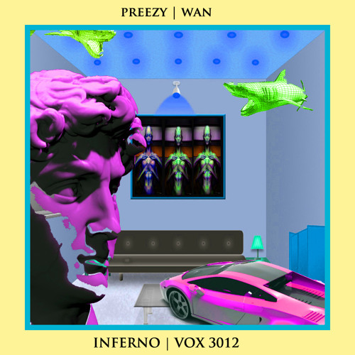 Kult of Pyramids ft. Wan [INF VOX 3012 EDIT] instrumental by Chef