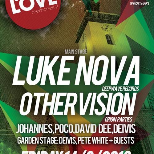 Luke Nova - Love - Memories 2 - 14.6.2013
