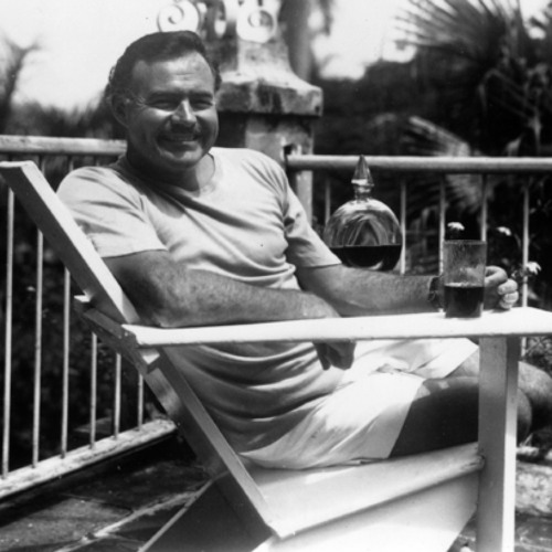 """Ernest Hemingway reads from """"Harry's Bar in Venice"""""""