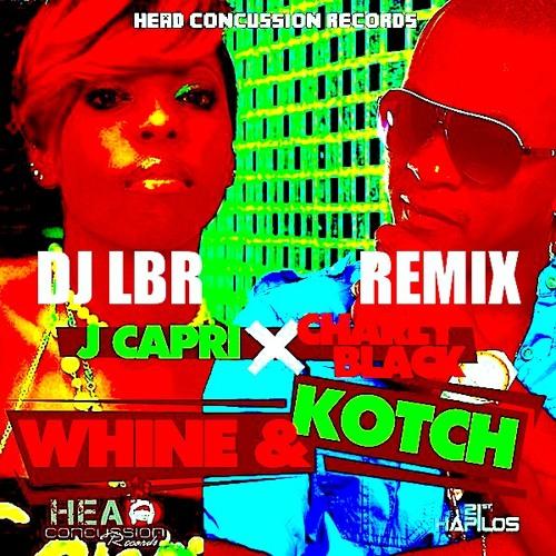 CHARLY BLACK Whine & Kotch DJ LBREMIX