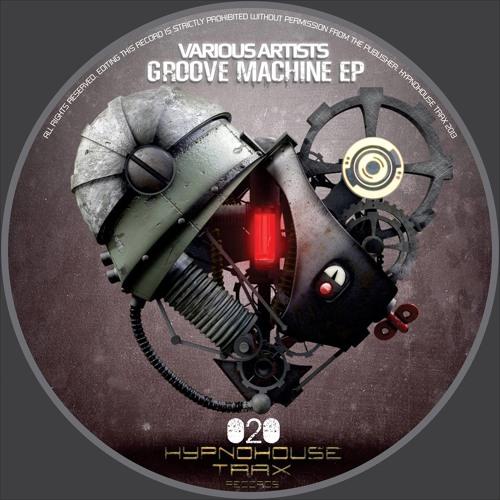 Alex Tribe - Groove Machine (Original Mix) [Hypnohouse Trax]