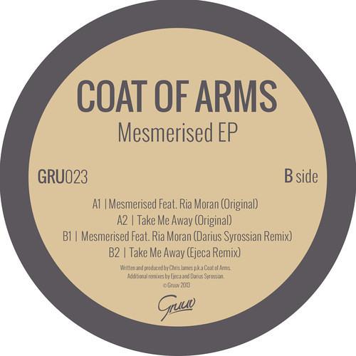 Coat Of Arms ft Ria Moran - Mesmerised (Gruuv)